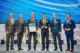 ept GmbH receives award from Continental AG